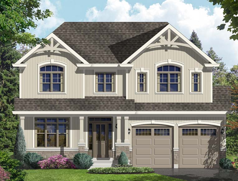 High Pointe Meadows: Kingfisher Model